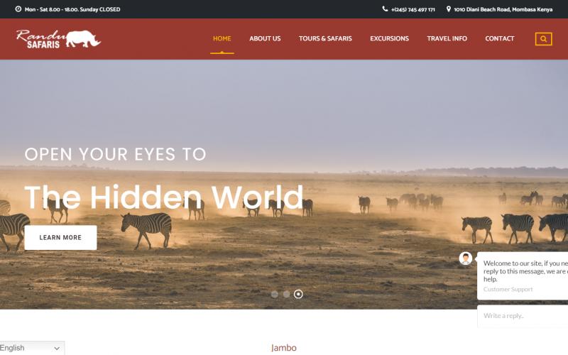 Randu Safaris
